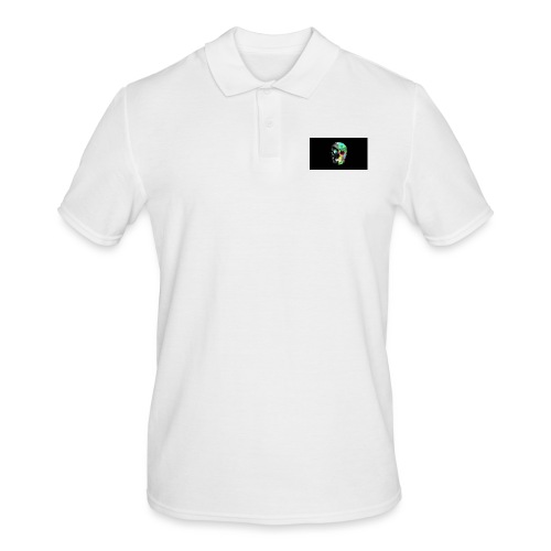 skeleton official logo - Men's Polo Shirt