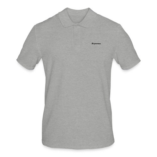 Kapranos Brand (Black / Camo) - Men's Polo Shirt