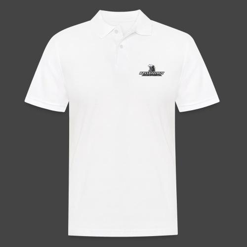 Bassphemie - Basstronaut Logo - Männer Poloshirt