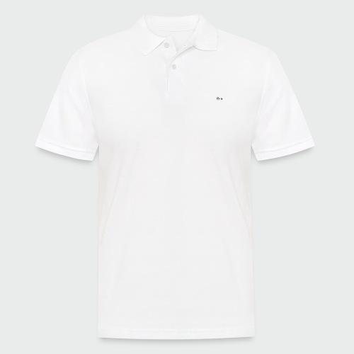 Flo lo durchgestrichen - Männer Poloshirt