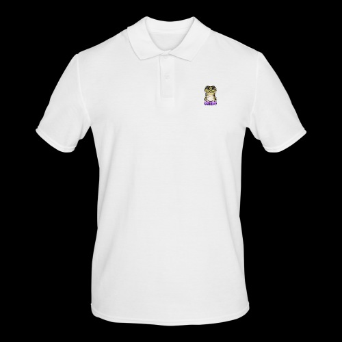 Reptopia Logo Tee - Men's Polo Shirt