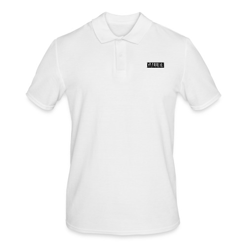 MyLogoUpdate - Men's Polo Shirt
