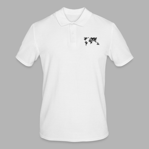 World - Polo Homme