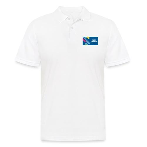 MEAH CLOTHING LOGO - Men's Polo Shirt