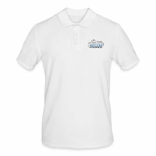 Moped Star 60 ccm Emblem - Men's Polo Shirt