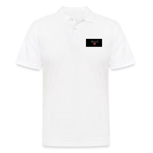 SheriffPB unisex hettegenser - Poloskjorte for menn