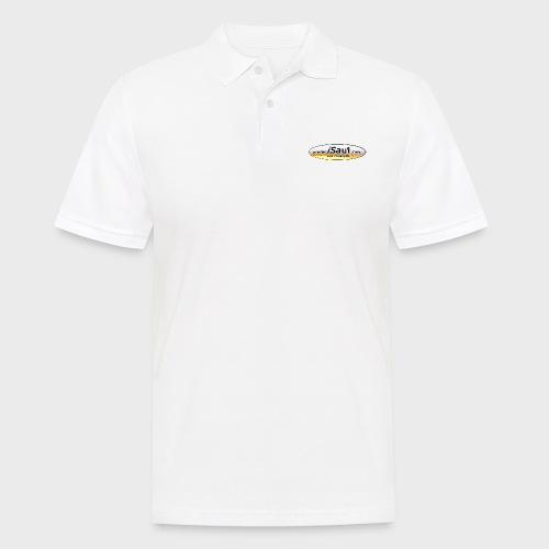 iSauf Logo - Männer Poloshirt