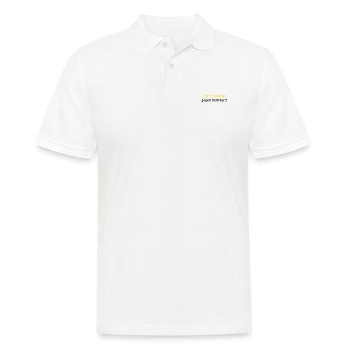 tradition - Männer Poloshirt