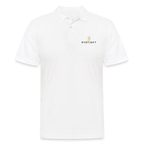 Dystinct Large Logo - Men's Polo Shirt