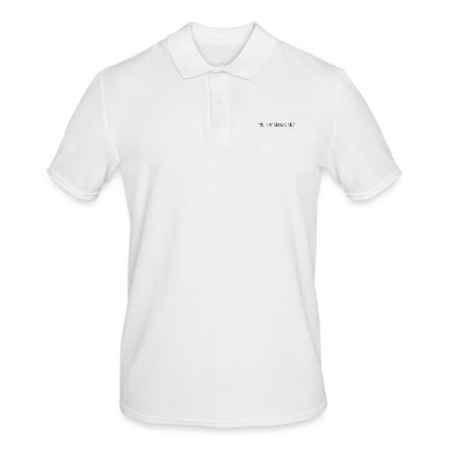 This Is My Blogging Shirt - Men's Polo Shirt