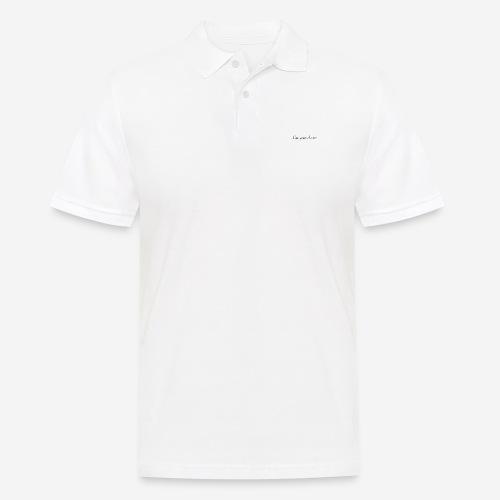Live your dream - Männer Poloshirt