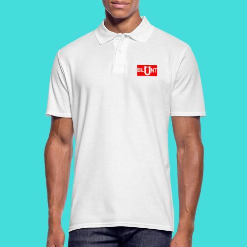 BE BLUNT - Men's Polo Shirt