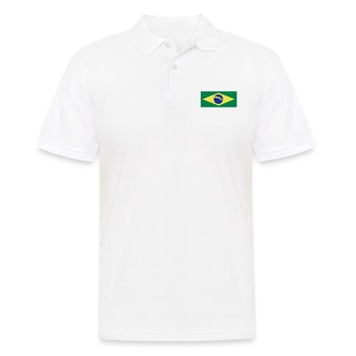 Braslien - Männer Poloshirt
