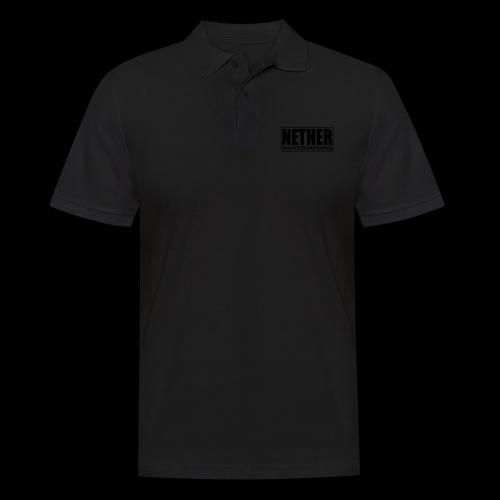 Nether Skateboarding T-shirt Black - Polo da uomo