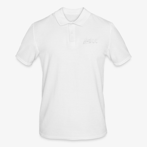Lionzz Black Glitch shirt - Poloskjorte for menn