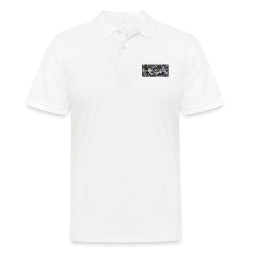 calavera style - Men's Polo Shirt