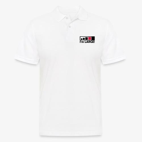 large_geocacher - Männer Poloshirt