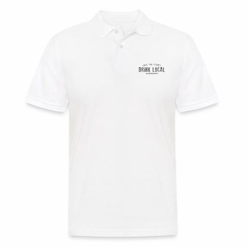 Drink Local - Men's Polo Shirt