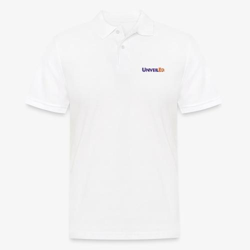 Unveiled FedEx Logo - Men's Polo Shirt