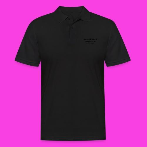 Majorbomper Cyberbullied Me On Twitter.com - Men's Polo Shirt