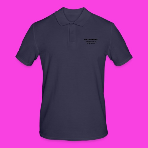 Majorbomper Cyberbullied Me On Twitter.com - Men's Polo Shirt