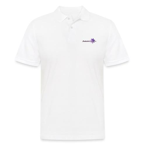 Fichtelhills Freiluftfanatikerin (Patnershirt) - Männer Poloshirt