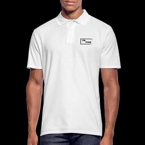 Design 1 Black Edition - Männer Poloshirt