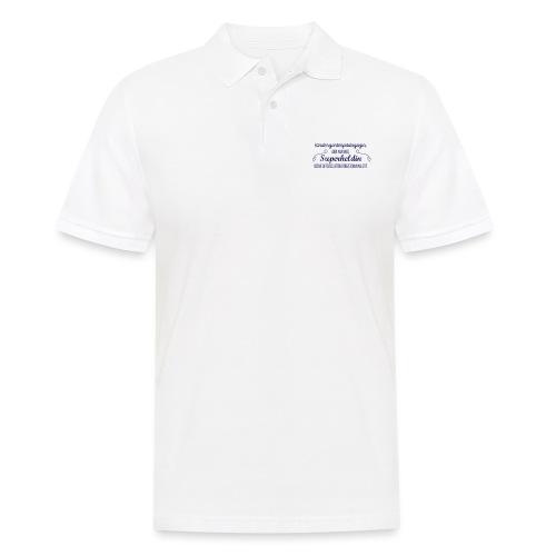 Stoffbeutel: Kindergartenpädagogin - Männer Poloshirt