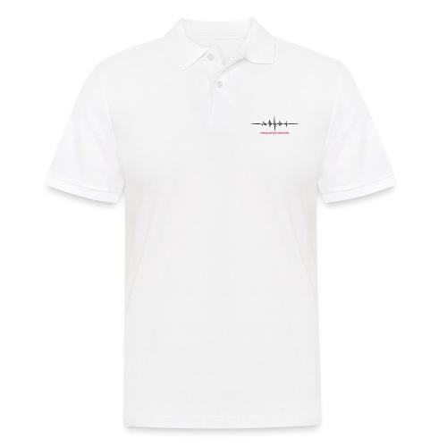 Frequenztherapie Drunk - Männer Poloshirt