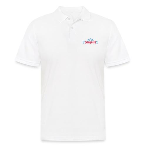 Saupreiß - Männer Poloshirt