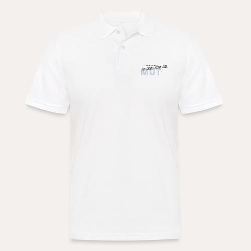 Mutausbruch - Männer Poloshirt