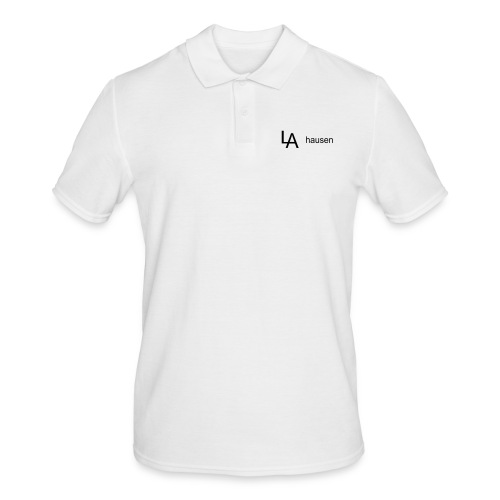 la hausen - Männer Poloshirt