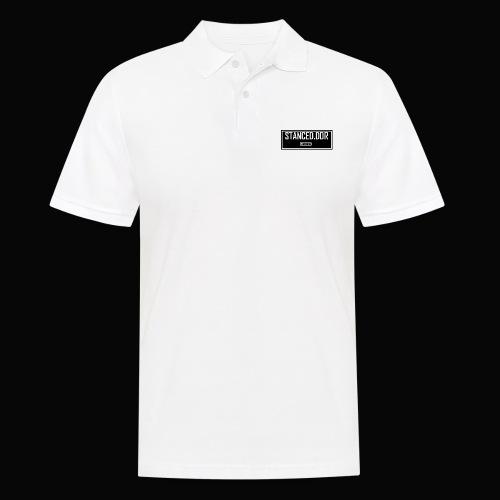 STANCED.DDR - Männer Poloshirt