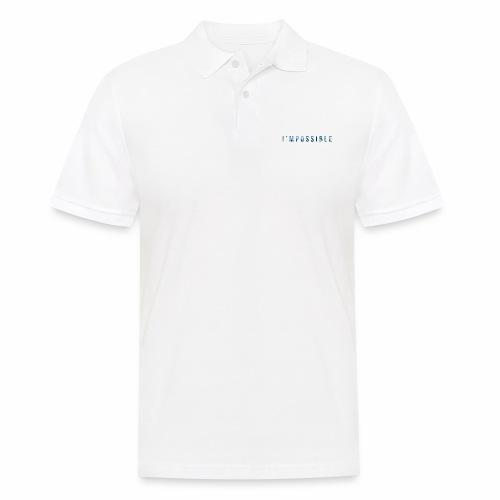 I'mpossible Waves - Men's Polo Shirt