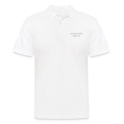 Drunklife Din-Z - Männer Poloshirt