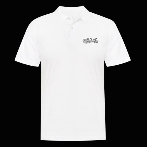 No Remorse Title With Eyes - Men's Polo Shirt