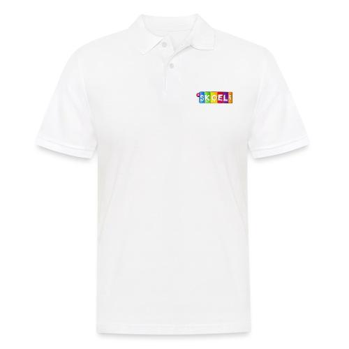 SKOEL merchandise - Mannen poloshirt