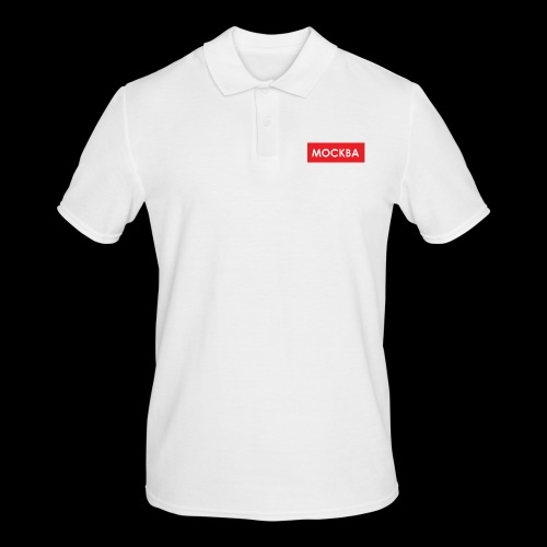 Moskau - Utoka - Männer Poloshirt