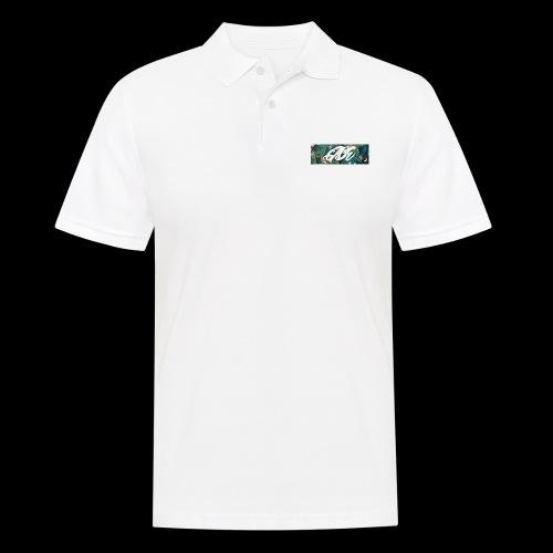 GABE FLOW - Männer Poloshirt