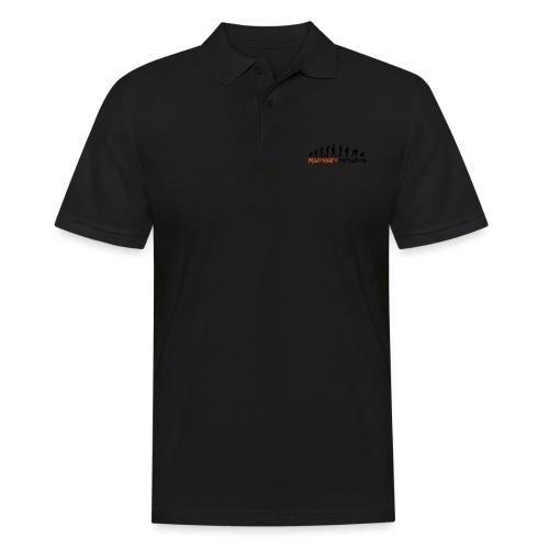 madonnaro evolution original - Men's Polo Shirt