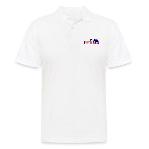 I love Thailand - Men's Polo Shirt