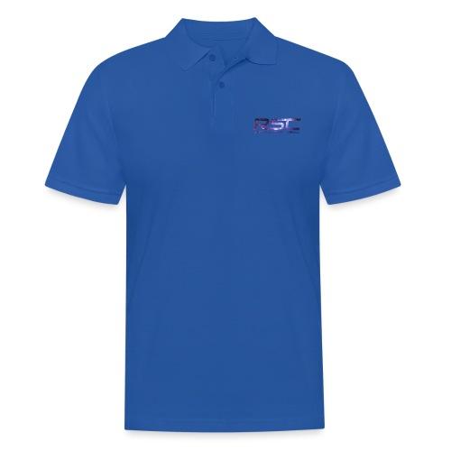 Rapla Street Crew Logo Galaxy - Men's Polo Shirt