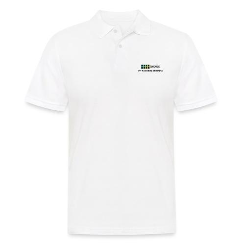 Snooze + Phantom Buttons // Kaskobi - Men's Polo Shirt