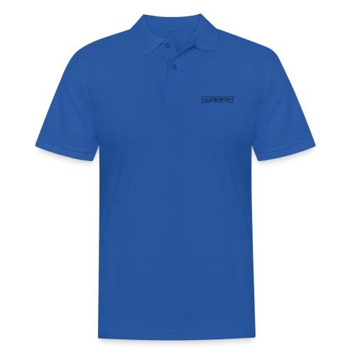 Glamorous London LOGO - Men's Polo Shirt