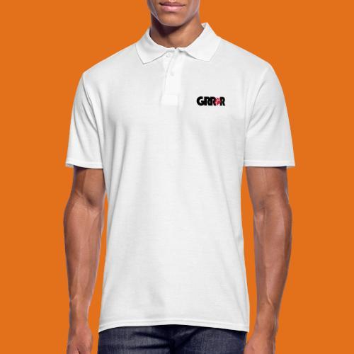 grrr2011 - Men's Polo Shirt