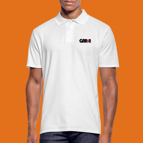 grrr2011 - Men's Polo Shirt