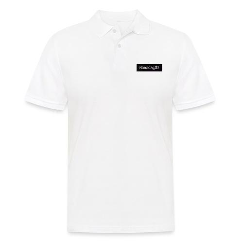 Manschgi18 Merch (2) - Männer Poloshirt