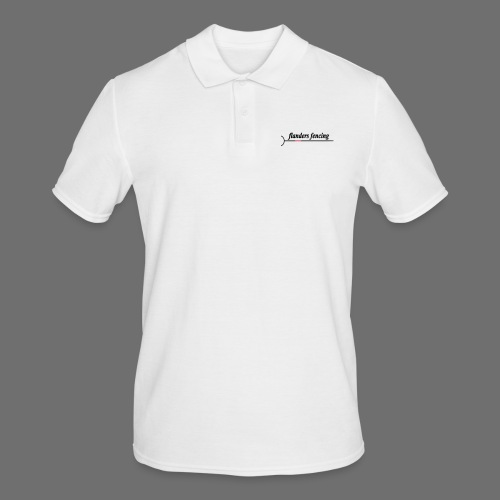 Flanders Fencing - Mannen poloshirt