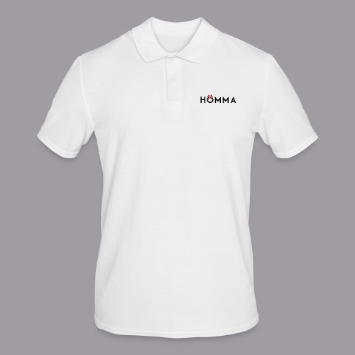 HÖMMA - Männer Poloshirt
