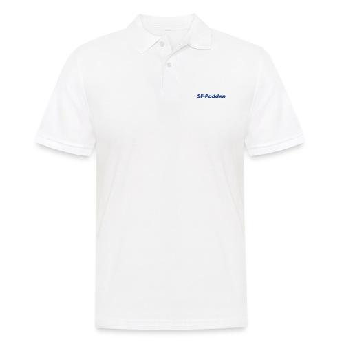 SF-Podden skrift - Poloskjorte for menn